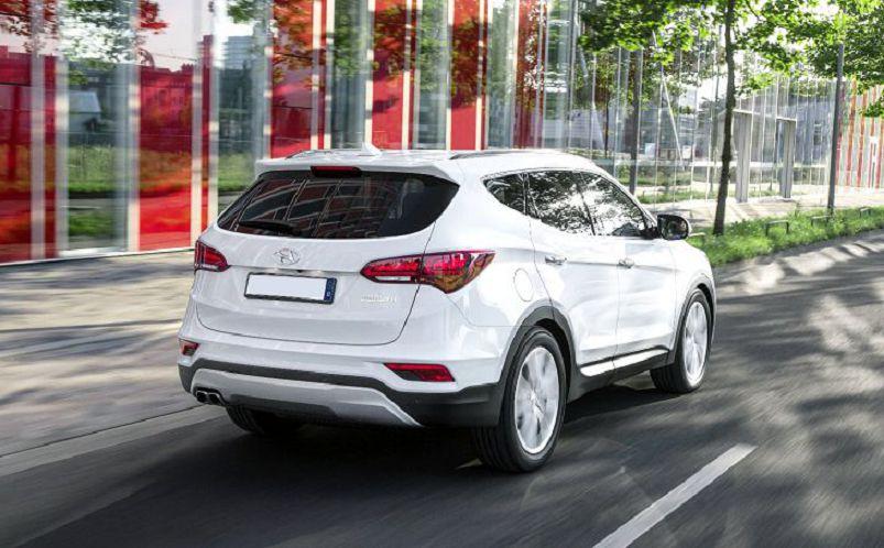 2019 Hyundai Santa Fe Interior Dimensions Images Headlights