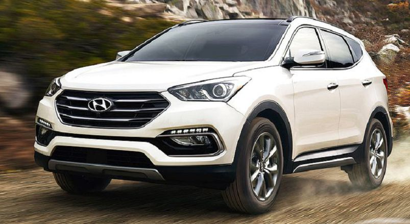 2019 hyundai santa fe vs sport accessories vs honda crv for Hyundai santa fe vs honda crv