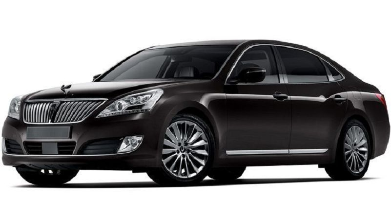 Hyundai Equus Rear Seat Suv Remote Start Pictures