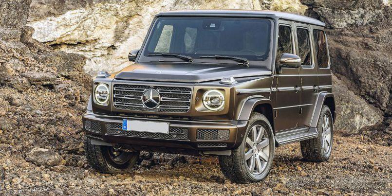 2019 G63 Amg Class Benz Black Matte