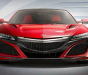 2019 Acura Nsx Nurburgring Time Quarter Mile Time