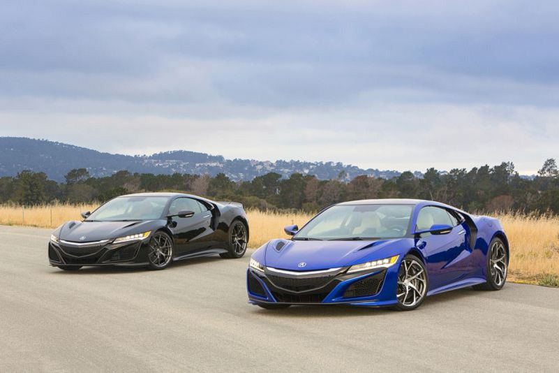 2019 Acura Nsx Sales Numbers Type R Price Curb Weight