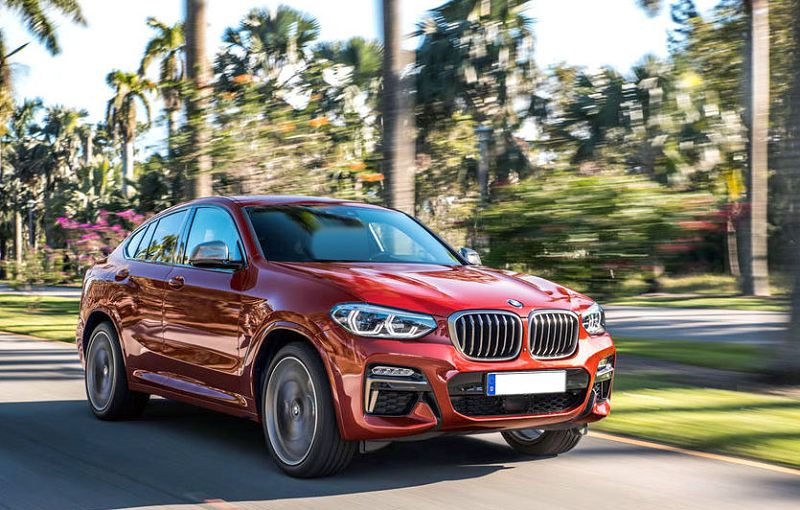 2019 Bmw X4 28i Specs Suv M40i Review Msrp