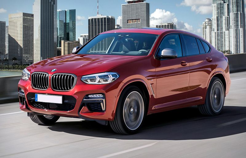 2019 Bmw X4 New Owners Manual Model