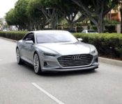 Audi A9 Concept New Nanotechnology