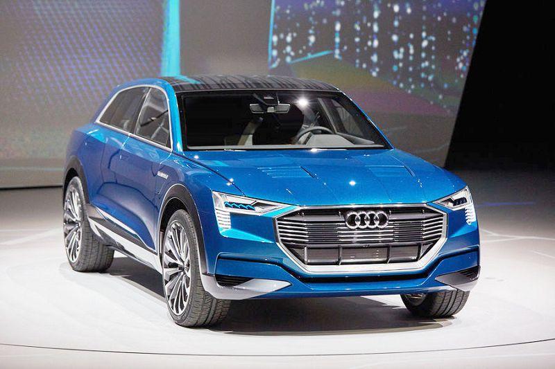 Audi Quattro Concept 1985 2007 2008 2015