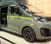 Citroen Spacetourer Rip Curl Concept Seater 9 Lease Campster