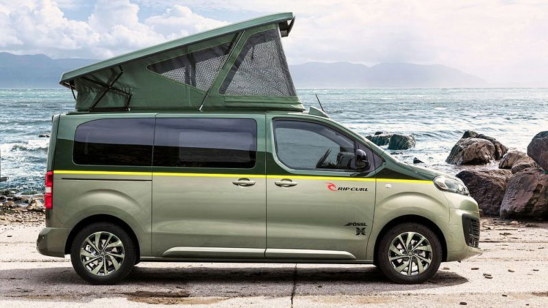 Citroen Spacetourer Rip Curl Concept Video Wann Xl Xs
