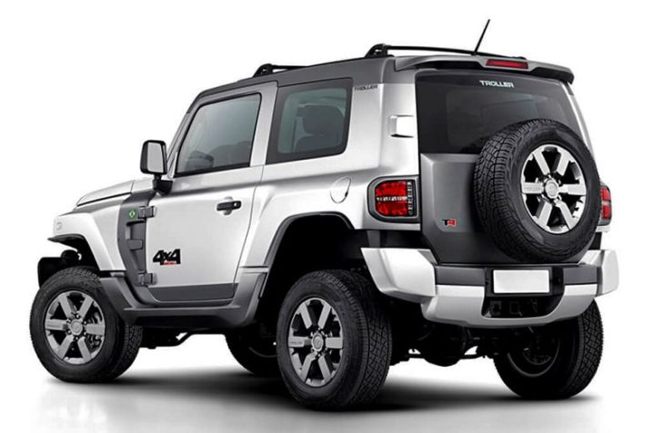 Ford Troller 2014 2016 2015 Concept