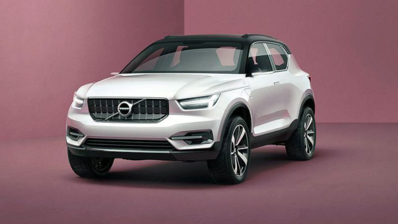 Volvo Xc40 Price 2018 Launch Specs