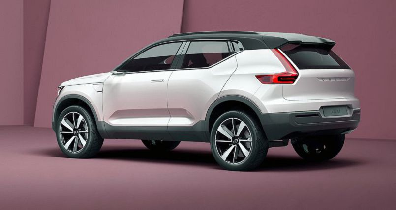 Volvo Xc40 Price Review 2017 Cx40