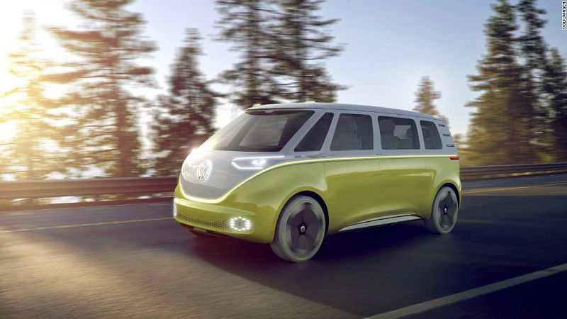 Vw Electric Bus Price Bus For Sale Van Price