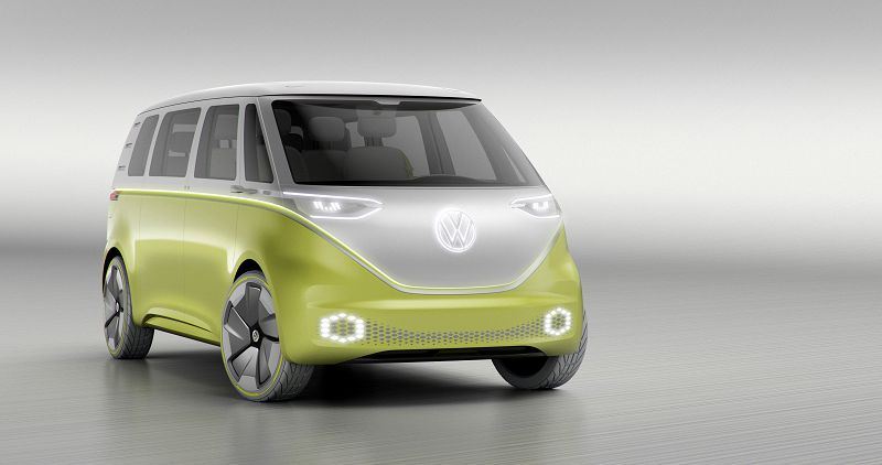 Vw Electric Bus Price Minivan Minibus Vans 2017