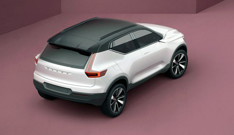 Xc40 Price Hybrid Cross Country For