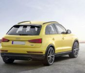 Audi Q3 2018 Nouveau Nuevo Nuova Towing Capacity