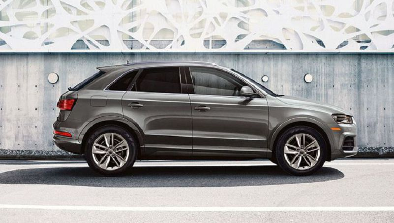 Audi Q3 2018 Roof Rack Remote Start Quattro