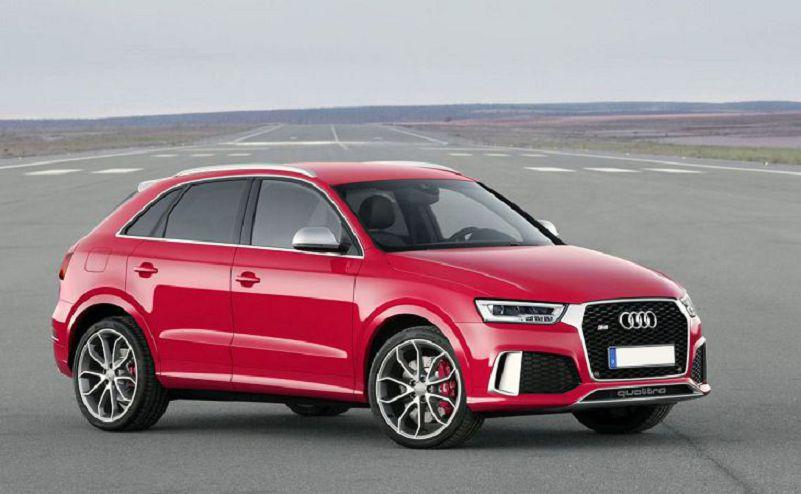 Audi Q3 2018 Vs Bmw X1 2.0 T Premium Suv 2.0 T Quattro