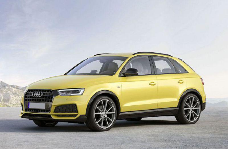 Audi Q3 2018 Vs Premium Plus Prestige Premium