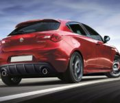 Nuova Giulietta 2019 Vs Volvo V40 Vs Audi A3 Vs Mazda 3