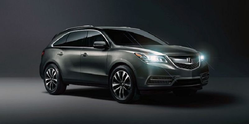 2020 Acura Mdx Capacity Mileage Residual Value Roof