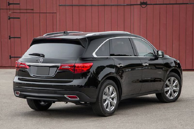 2020 Acura Mdx Ratings Safety Rating Rims Seating