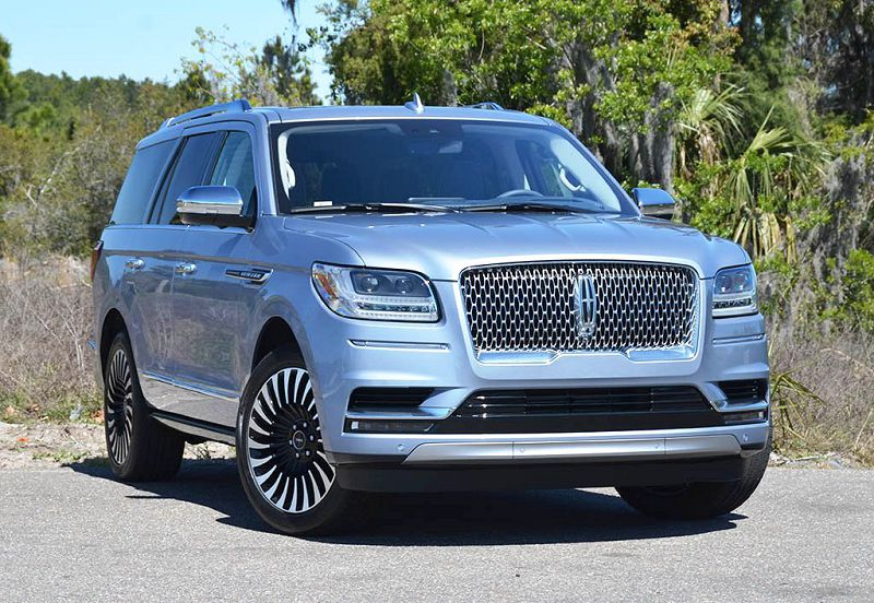 2018 Lincoln Navigator Exterior Specs Length Problems