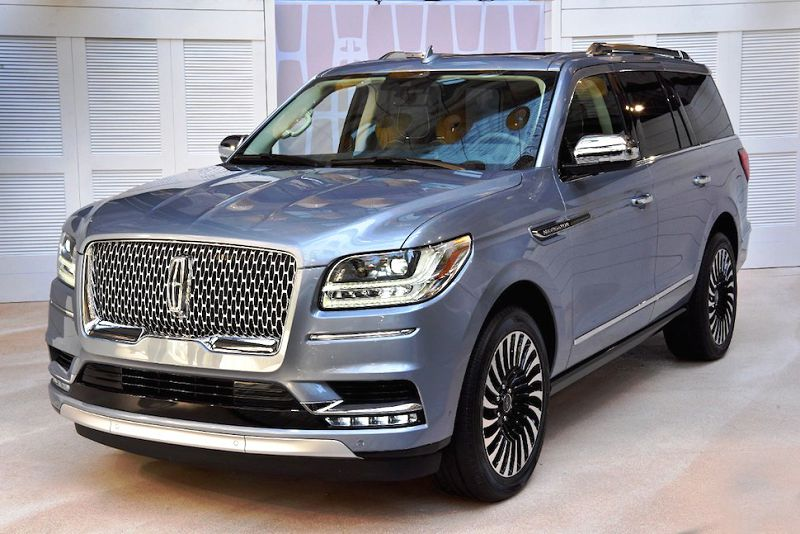 2018 Lincoln Navigator How Much Height Hybrid Headlights