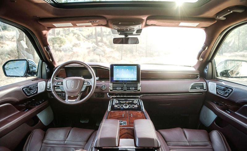 2018 Lincoln Navigator Light Mpg Models Max