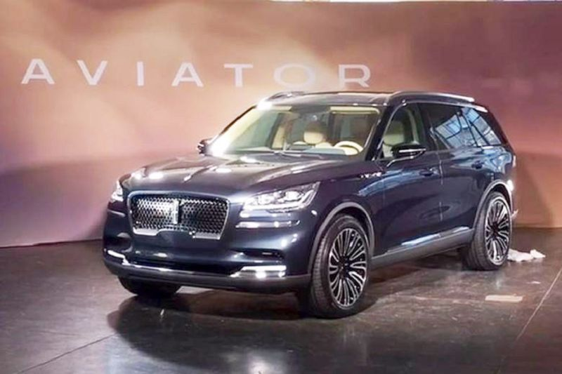 2019 Lincoln Aviator 24s Off Road 26s On