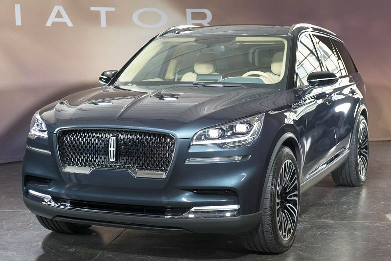 2019 Lincoln Aviator Lowered Luxury Awd Modified