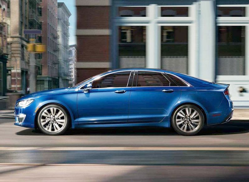 2019 Lincoln Mkz Sedan Parts New Tires Reliability
