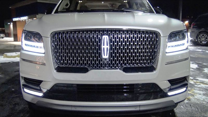 2019 Lincoln Navigator 360 4x4 4wd Drive 8 Steering Warranty