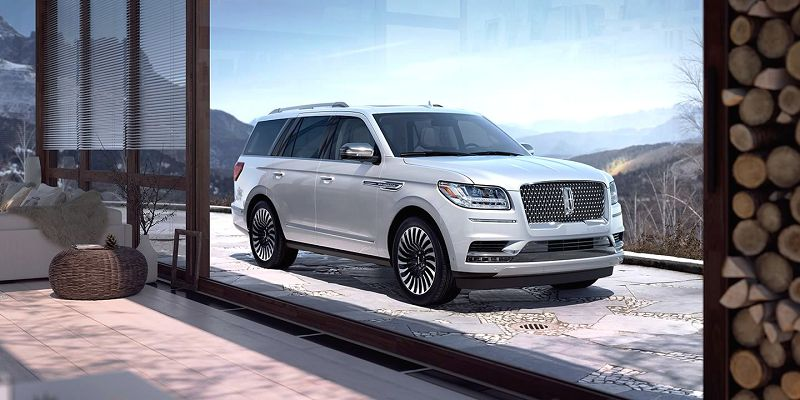 2019 Lincoln Navigator Filter Location Car Camioneta Cena