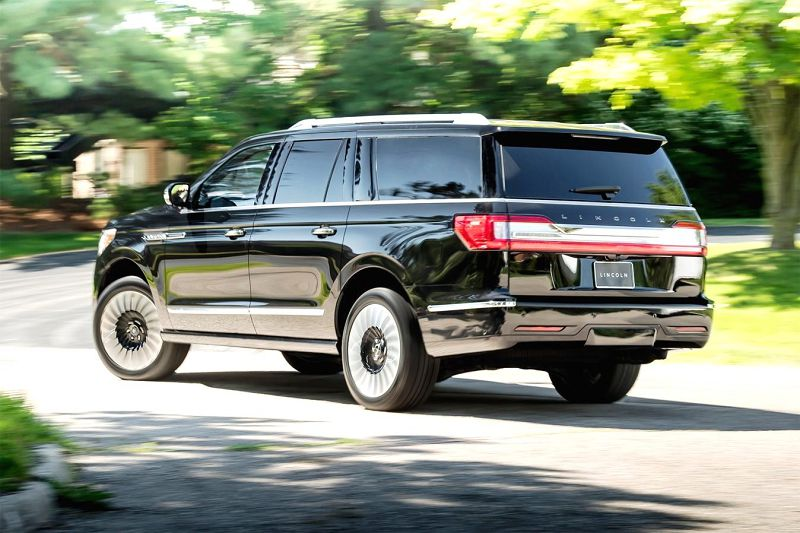 2019 Lincoln Navigator On 26s Rims 28s 30s Accessories