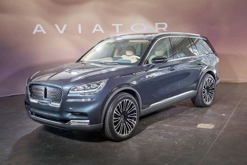 2020 Lincoln Aviator Mile 2018 Interior 2017 Seat