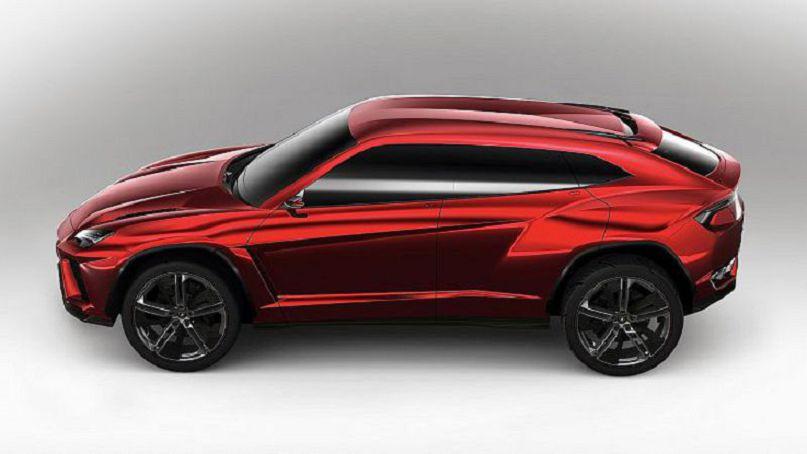 Lamborghini Truck Racing Specs Suv Semi The
