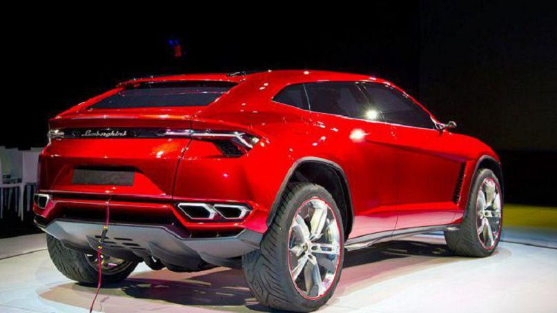Lamborghini Truck Vs Lambo Interior 4x4 Concept