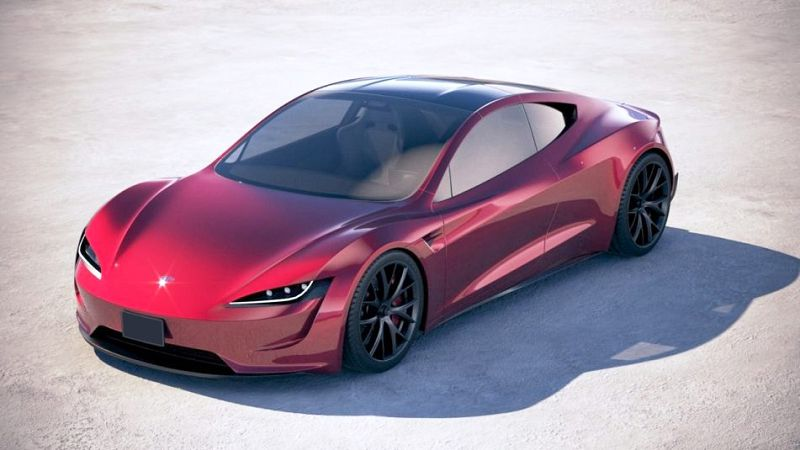 Tesla Roadster 2020 Launch Orbit Live Stream Weight
