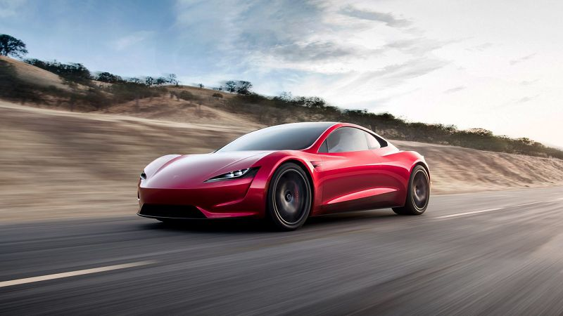 Tesla Roadster Video Wallpaper Wiki 2018 Youtube