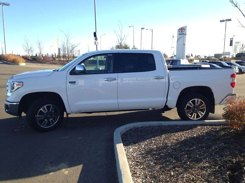 2020 Toyota Tundra Redesign 4wd 4 Wheel Drive 5.7 6 Replacement