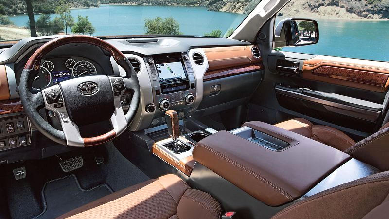 2020 Toyota Tundra Covers Curb Weight Deck Rail System