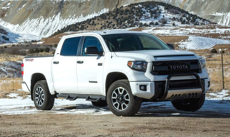 2020 Toyota Tundra Crew Center Console Safe Cement Seat