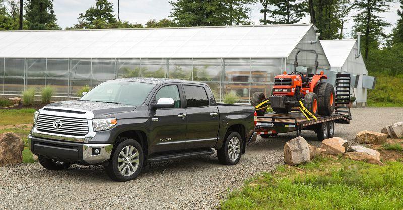 2020 Toyota Tundra Mileage Horsepower Hp Headlights Images