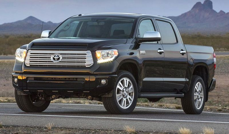 2020 Toyota Tundra Price Platinum 1794 Edition Colors Voodoo