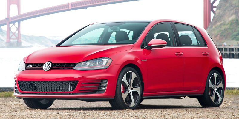 2020 Volkswagen Golf R Green Gti Vs Indium Horsepower Hp