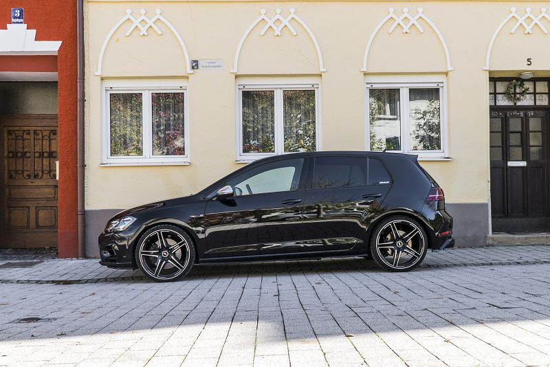 2020 Volkswagen Golf R Hatchback Hot Highline Business History Hat