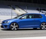 2020 Volkswagen Golf R Lapiz Matte Brown Custom Convertible