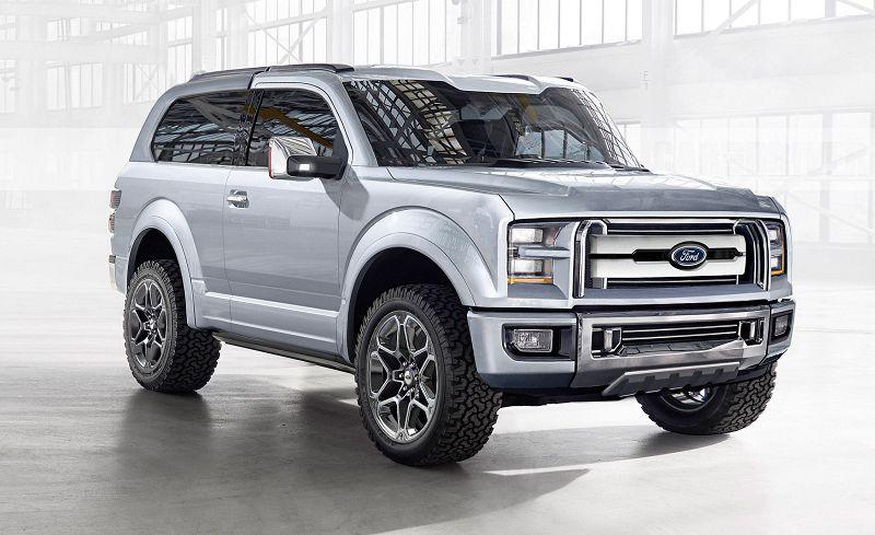 Bronco 2020 Price Interior Specs Release Date 4