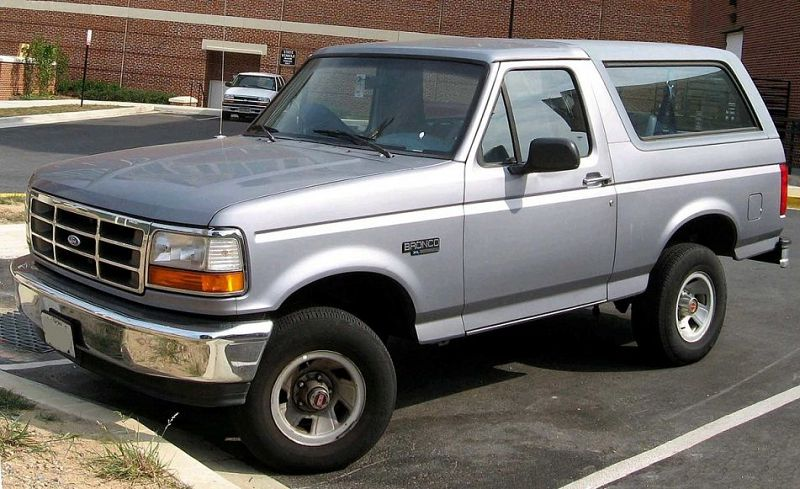 Ford Bronco 2020 Troller Update Under Cover Uk Usa