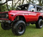 Ford Bronco Diesel Debut Dimensions
